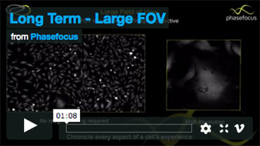 Long Term Imaging: Large Field of View (FOV)